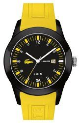 Lacoste Advantage Silicone - Yellow Men s watch  2010673 4313563734