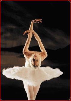Yulia Makhalina, principal dancer at the Mariinsky Theatre Ballet.