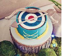 Simple Disney's Brave Cake