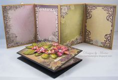 Designs by Marisa: Heartfelt Creations Wednesday - Mini Books