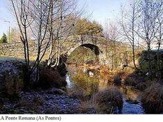Ponte As pontes de Pontes de García Rodriguez, A Coruña