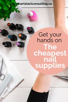 Nail art supplies can really add up. Discover where this esthetician saved the most money. #nailart #nailtech Spring Nail Art, Spring Nails, Esthetics Room, Nail Pops, Easter Nail Art, Nail Art Supplies, Facial Cream, Nail Supply, Halloween Nail Art