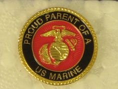 """Proud Mom of a Marine--My Brave Son--""""Travis."""""""