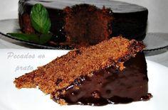 Receitas de pecados no prato: Bolo de chocolate fácil