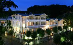 Hotel Roewers im Ostseebad Sellin