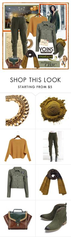 """""""Yoins 211."""" by carola-corana ❤ liked on Polyvore featuring H&M, yoins, yoinscollection and loveyoins"""