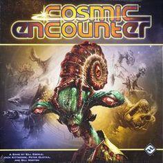 Cosmic Encounter on BoardGameGeek