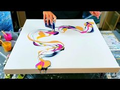 A Run For My Money – x fluid art / Acrylic Pouring / Dutch Pour / Florida Artist – Hobbies paining body for kids and adult Art Lessons, Diy Painting, Abstract Art Painting, Art Painting, Art Painting Acrylic, Art, Painting Crafts, Acrylic Pouring, Diy Canvas Art