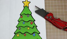 Christmas light-up cards using paper circuits. Great STEM or makerspace projects use copper tape, LED & coin cell battery. Christmas Paper, Christmas Lights, Christmas Cards, Circuit Games, Stem Classes, Stem Projects, Circuits, Paper Cards, Crafts To Make