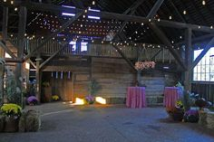 16th barn birthday parties | decorations for fall barnyard bonfire birthday party - Google Search