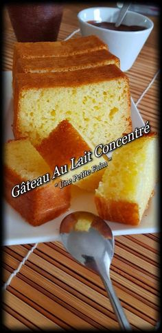 Gâteau Au Lait Concentré Concentrated Milk Cake Hello my gourmets. A condensed milk cake. It's the perfect recipe. Fast and pretty good and fluffy. Easy Baking Recipes, Easy Cookie Recipes, Easy Desserts, Dessert Recipes, Cake Au Lait, Chewy Peanut Butter Cookies, Baked Cheesecake Recipe, Basic Cheesecake, Chocolate Chip Cookies