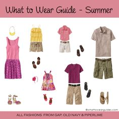 What to Wear {July}