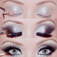 I love this silver eye