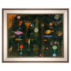 Check out this item at One Kings Lane! Paul Klee, Fischzauber