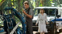 'Jurassic World': Its Blockbuster First Week, Analyzed One Day At A Time