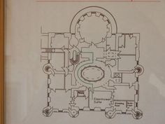 Leeds Castle, plan by E. Stanford, 'The History and ...