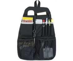 Vertical Freudian Slip - Inside a backpack organizer for papers, files, gadgets, and more - TOM BIHN $50