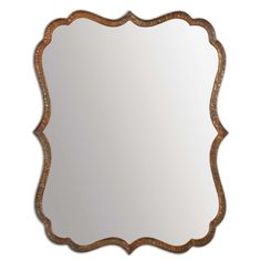 Spadola 30-inch Oxidized Copper Mirror   Overstock.com Shopping - Great Deals on Mirrors