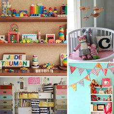 Nursery and Kids Rooms Photos and Design Inspiration-36 ideas