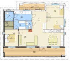 My Dream Home, Floor Plans, Flooring, How To Plan, Highlights, House, My Dream House, Home, Hardwood Floor