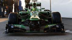 f1 nose | ... F1 Cars Formula 1 on SPEED Facebook Photos: Caterham Car More F1 Video