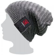 Caseco Blu-Toque Bluetooth Beanie Knit Skully Beanie Cap Hat with Wireless Bluetooth Headphone Headset Earphone Music Audio Hands-free Phone Call for Winter Sports Fitness Gym Exercise Workout. Bundle up with Bluetooth - The Blu-Toque Beanie is the warmest, loudest Bluetooth headset you will find anywhere. Carefree and Wire-free - Blu-Toque is universal-it works with any Bluetooth device. Quality and Comfort - Knit from soft synthetic wool, Blu-Toque is lightweight, warm, and water...