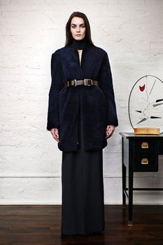 Adam Lippes Mixes Comfy with Schoolgirl in his Debut Pre-Fall collection | Katie's Runway Report