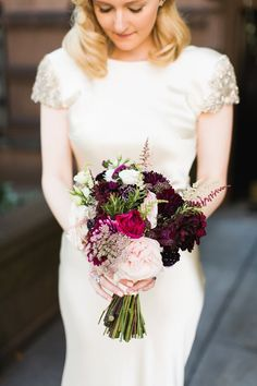 Elegant New York Wedding | Julia Elizabeth Photography | Bridal Musings Wedding Blog