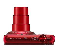 Nikon COOLPIX S6500 digital camera | compact digital camera