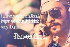 @xhameex: awwwww.  @RanveerOfficial 's quote!