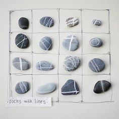 Rocks with lines collection by Wild Goose Chase on Flickr