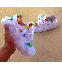 pretty nice 837b7 8561d Online Shopping Womens Nike Air Huaraches Best White Trainers offer Free  Delivery over 55 pounds.