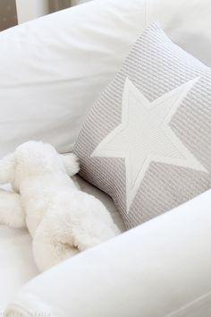 Hetkiä Maalla: Vauvan huoneen sisustus
