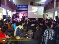 Inauguración Laboratorio Samsung Training Center.