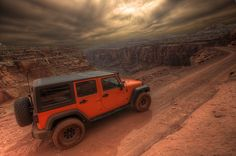 A Jeep pilgrimage to the promised land, Moab! #jeep_wrangler #moab #utah