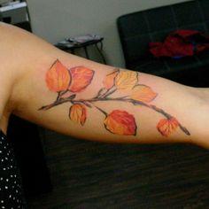 aspen leaf tattoo - Google Search