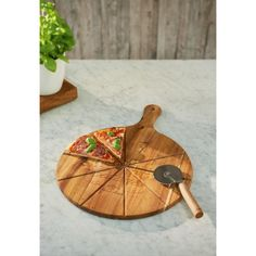 Count The Memories Pizza Cutting Board