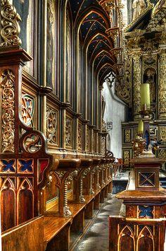 Sainte Catherine Cracovie Pologne
