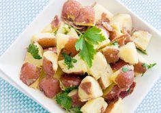 "click image to view recipe for ""Vinaigrette Potato Salad"" using Laurel Gray Artisan Vinaigrette"