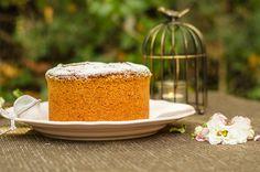 Bizcocho de Vainilla para tartas