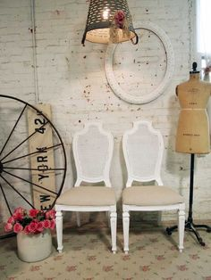french cottage furniture   French Farmhouse Chair [CHR370] - $110.00 : The Painted Cottage ...