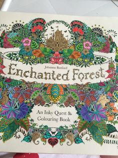 Colouring Enchanted Therapy Nice Meeting You