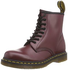 Womens Dr Martens 1460 Classic Lace Up Leather Ankle Army Boots - Red - 8 Dr. Martens http://smile.amazon.com/dp/B00GXAGYRO/ref=cm_sw_r_pi_dp_Vsafxb18BHSFW
