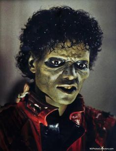 Michael Jackson - Thriller~ Amazing make up