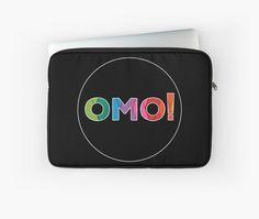 Omo! 오모 Korean-Inspired | Laptop Sleeve
