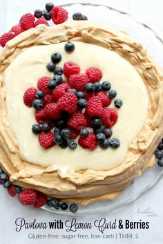 pavlova-with-lemon-curd-and-berries
