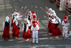 Basque traditions getting passed down
