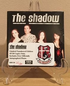 The Shadow - S/T Ltd Edt CDEP Punk Garage Rock  | eBay