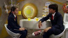 """Olive and Otto in a still from """"Whatever Happened to Agent Oz?"""""""