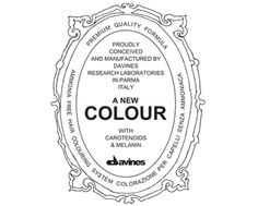 Davines a New Colour, Ammonia Free Fl. How To Make Hair, How To Apply, Free Coloring, Pure Products, Beauty Products, Salons, Hair Color, Packaging, Organic